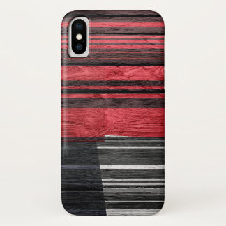 Abstract Pastel Wood Case-Mate iPhone Case