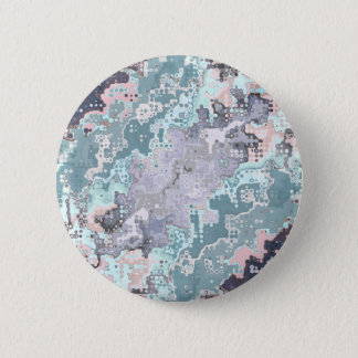 Abstract Pastels Pattern 2 Inch Round Button