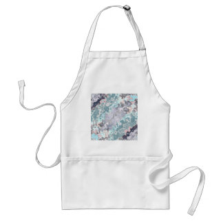 Abstract Pastels Pattern Standard Apron