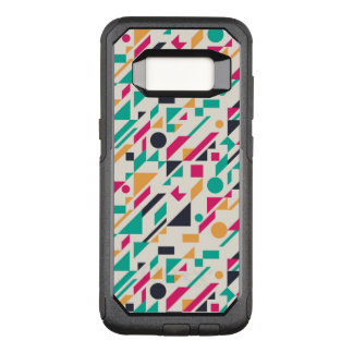 Abstract pattern 3 OtterBox commuter samsung galaxy s8 case