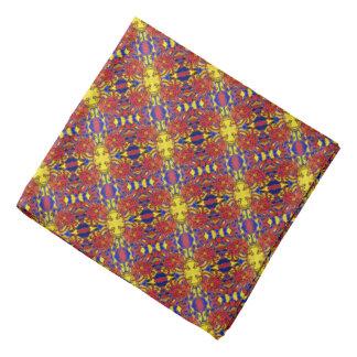 Abstract Pattern Custom Bandana