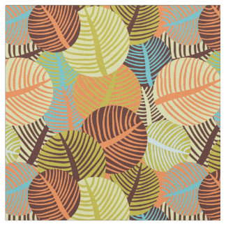 Abstract pattern fabric