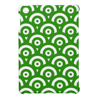 Abstract pattern - green. cover for the iPad mini