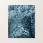 Abstract Pattern in Glacier | Iceland Jigsaw Puzzle