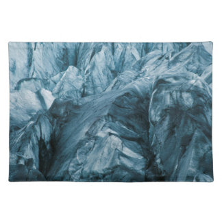 Abstract Pattern in Glacier | Iceland Placemat