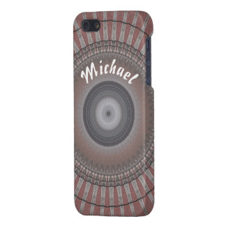 Abstract pattern iPhone 5/5S case