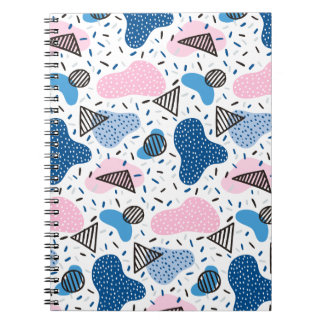 Abstract Pattern Notebooks