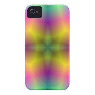 Abstract Pattern Phone 4 Case-Mate ID
