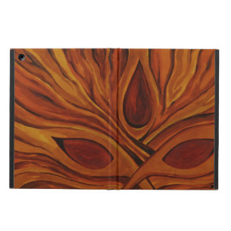 abstract pattern - three eyes!! cover for iPad air