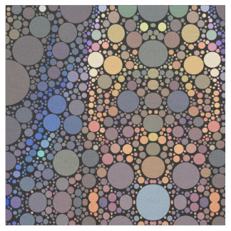 Abstract Patterned Fabric