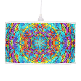 Abstract Patterns 26 Pendant Lamp