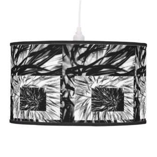Abstract Pendant Lamp