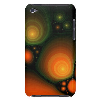 Abstract pern iPod touch case