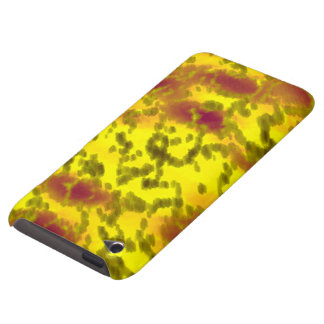 Abstract phone barely there iPod covers