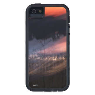 abstract photo cellular protection iPhone 5 case