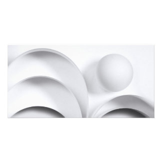 Abstract Photo Cards