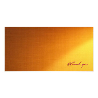 abstract photo greeting card