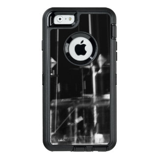 abstract photograph black and white sailor OtterBox defender iPhone case