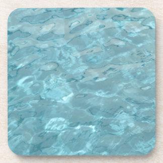 Abstract Photography Aqua Swimming Pool Water Coaster