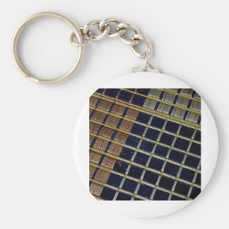 Abstract Photography Keychain