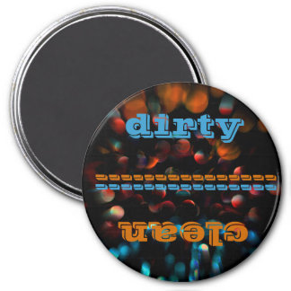 Abstract Photography Magnet