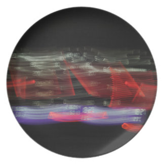 Abstract Photography Speedometer Lights 02 Plate