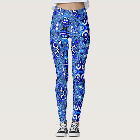 Abstract Phycodurus Leggings