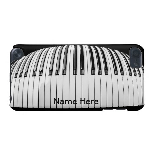 Abstract Piano Keys iPod Touch 5g Case