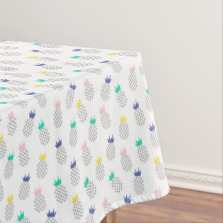 Abstract Pineapples 2 Tablecloth
