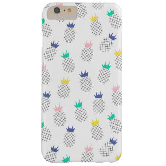 Abstract Pineapples Barely There iPhone 6 Plus Case