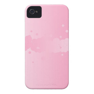 Abstract Pink Background iPhone 4 Cases