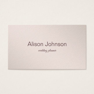 Abstract Pink Elegant Gradient texture. Business Card