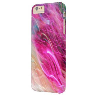 Abstract Pink Gold Green Lights iPhone 6 Plus Case