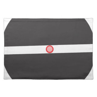 abstract placemat