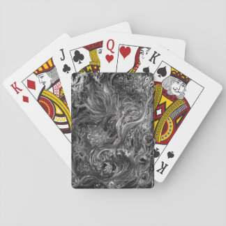 abstract playing cards by Toby Mikle