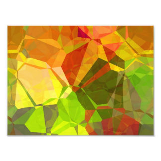 Abstract Polygons 101 Art Photo