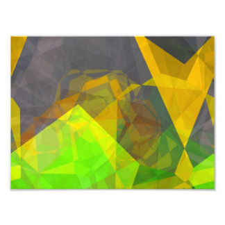 Abstract Polygons 114 Photographic Print