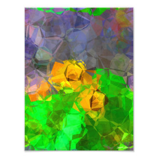 Abstract Polygons 116 Art Photo
