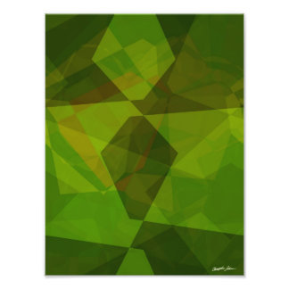 Abstract Polygons 130 Photo Art