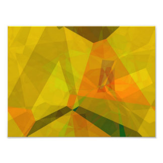 Abstract Polygons 176 Photographic Print