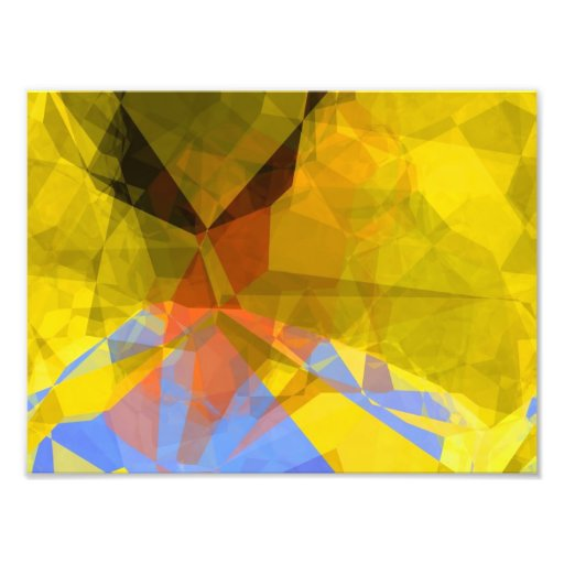 Abstract Polygons 181 Photo