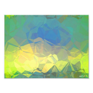 Abstract Polygons 183 Art Photo