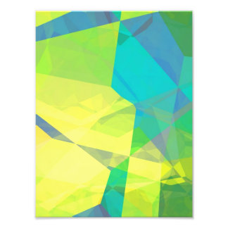Abstract Polygons 190 Art Photo