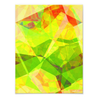 Abstract Polygons 193 Art Photo