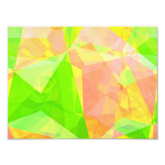 Abstract Polygons 201 Photo