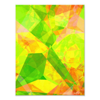 Abstract Polygons 202 Photo Art