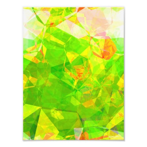 Abstract Polygons 204 Photo