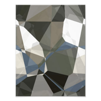 Abstract Polygons 214 Photographic Print