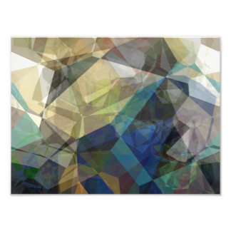 Abstract Polygons 217 Photo Art