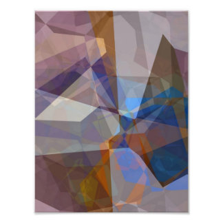 Abstract Polygons 229 Art Photo